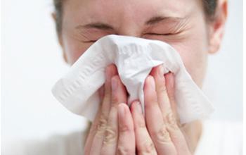 Признаки алергии