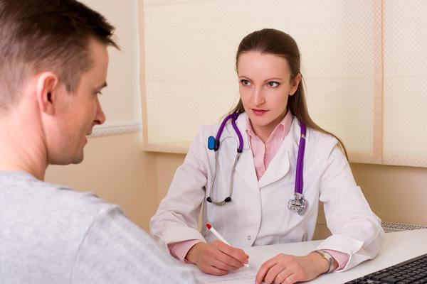 Осмотр тела у врача аллерголога