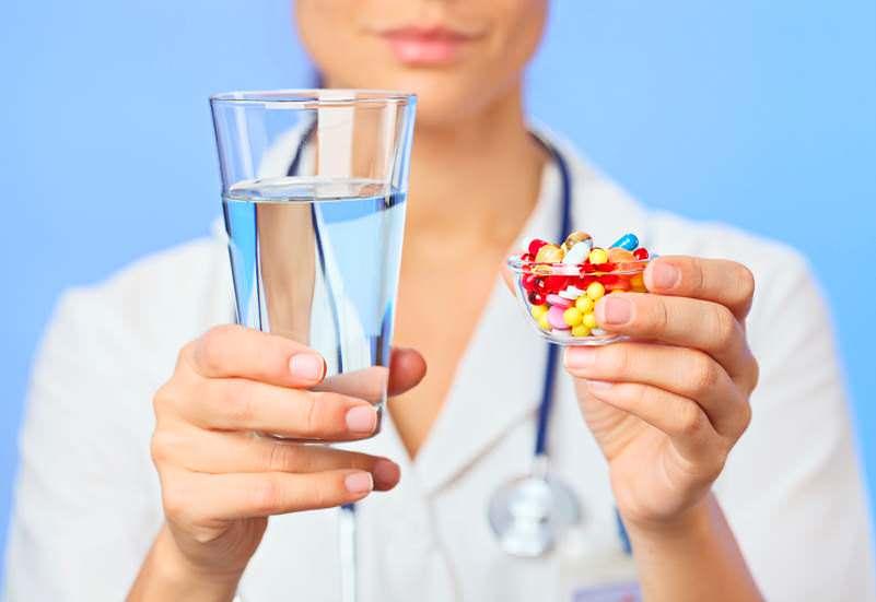 Антигистаминные препараты от крапивницы