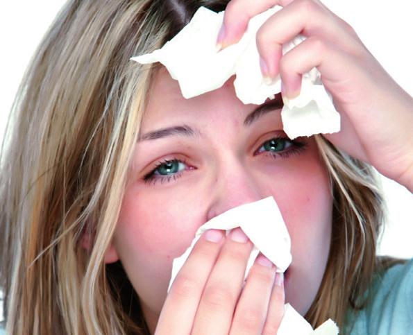 Аллергия как причина отека Квинке