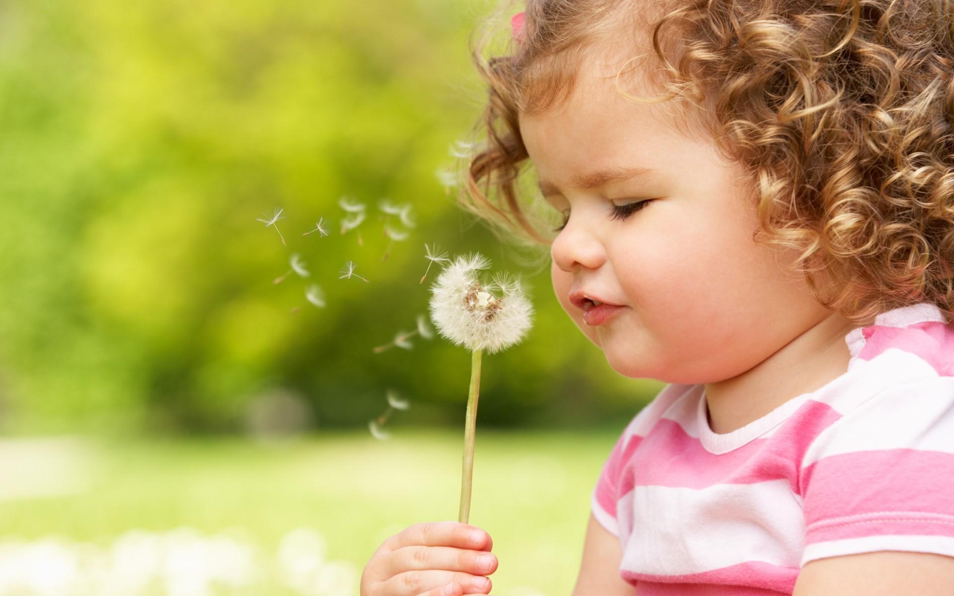 Действие природных аллергенов на ребенка